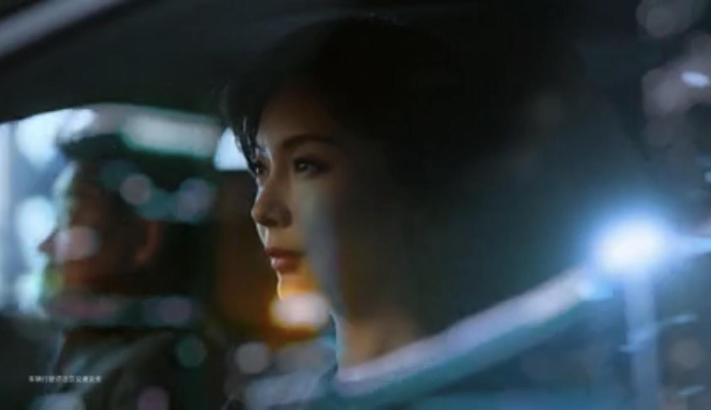 """陈数携手王景春演绎情感大片 演技细腻 """"微表情""""获赞无数"""