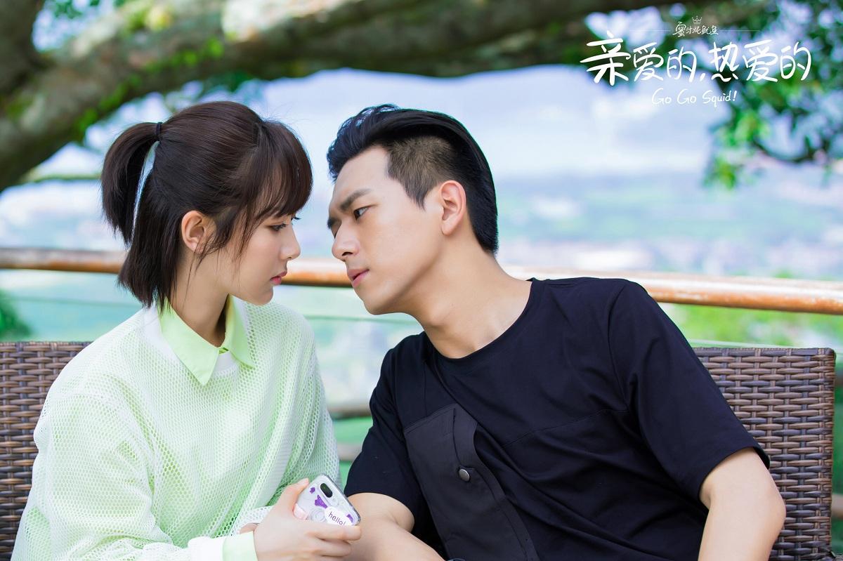 韩商言《亲热》开启恋爱初体验 李现风趣互动电视台:你们等等我