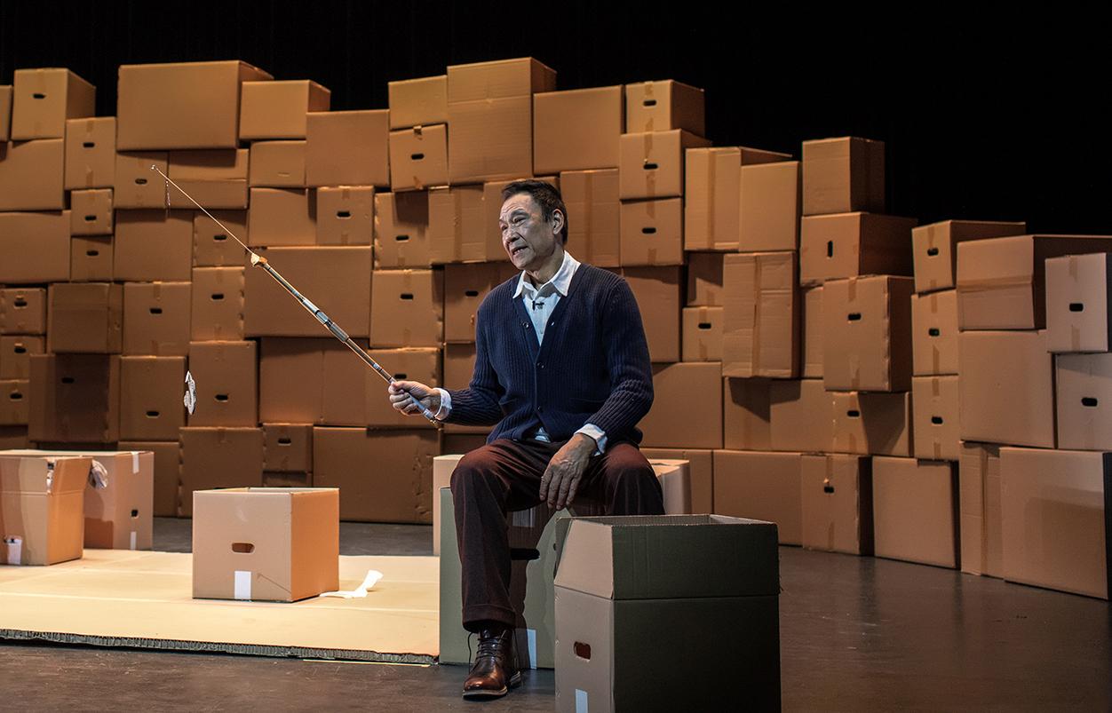 王学圻《爸爸的床》收官 巡演20场收获演技高口碑