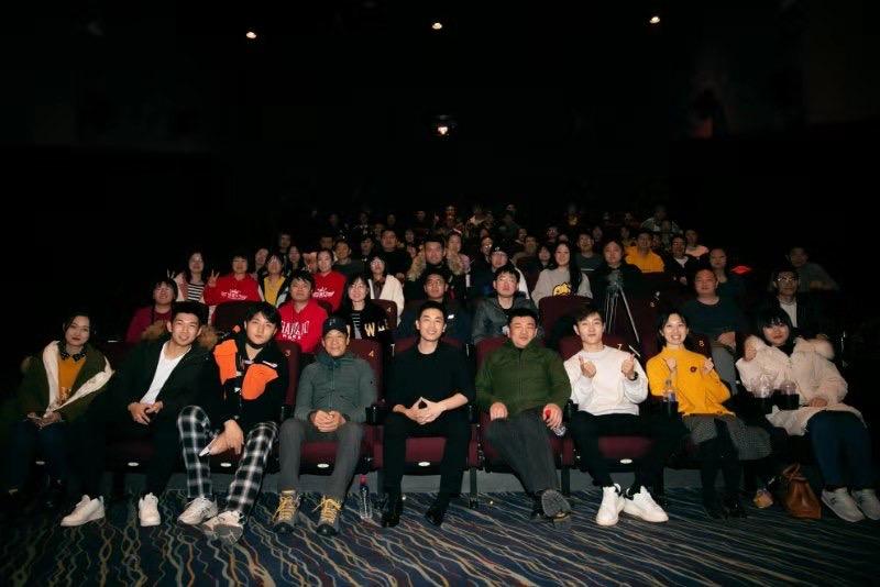 朱亚文出席《大明风华》看片会 与王学圻同台分享拍摄趣事
