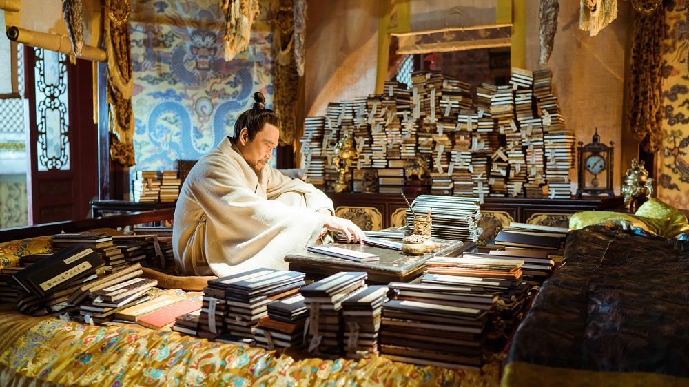 王学圻《大明风华》正在热播 网友评:最有烟火气的帝王