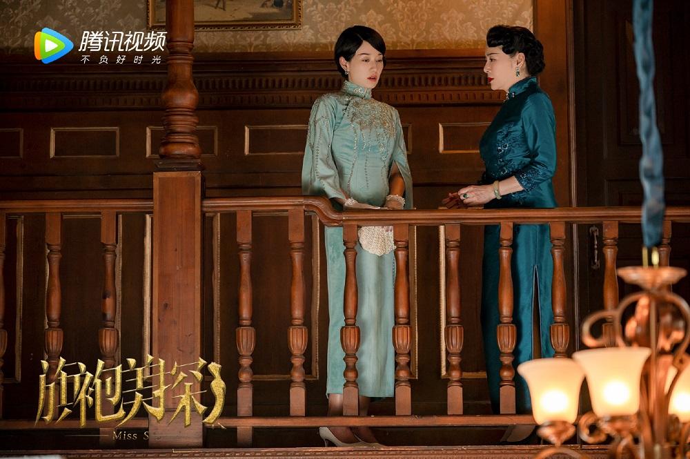 《旗袍美探》今晚播出 马伊琍卜冠今吴昊宸欢乐出演