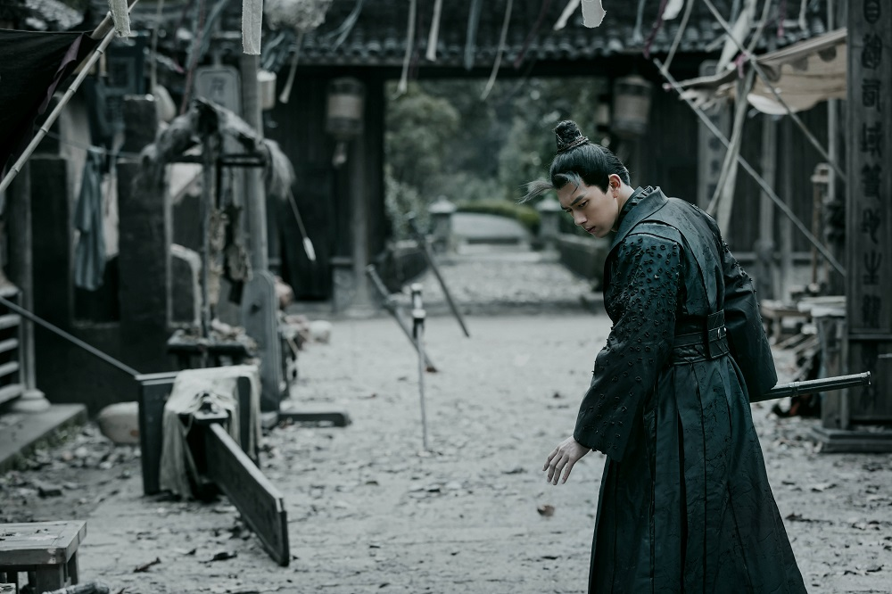 李现凭《剑王朝》 入围釜山电影节亚洲内容奖最佳男演员