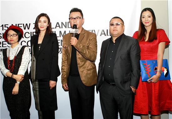 新西兰亚太电影节 宋佳获封影后海外人气高